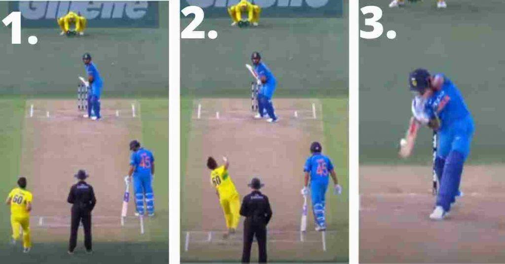 How To Bat Against Fast Bowlers, Virat Kohli trigger movement