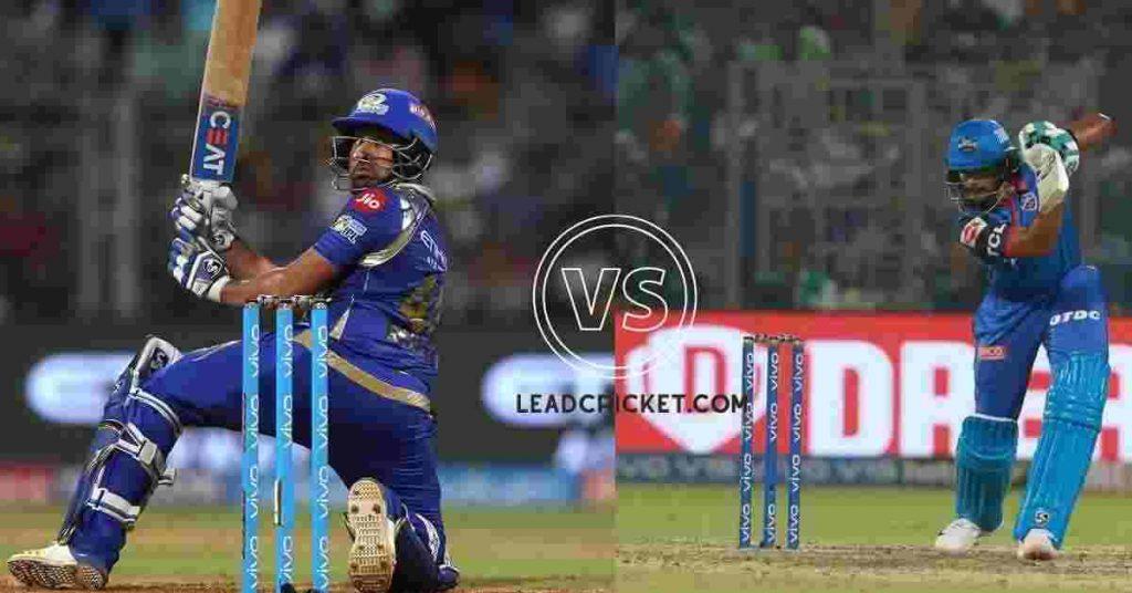 Biggest Rivalries In IPL History, mi vs dc