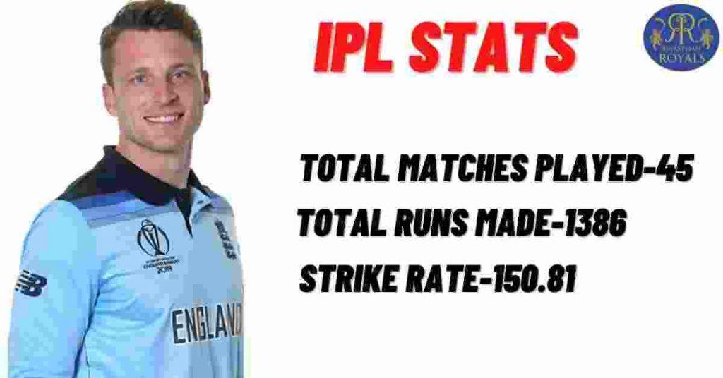 Top 10 Best Batsman Of IPL 2020, JOS BUTTLER PIC