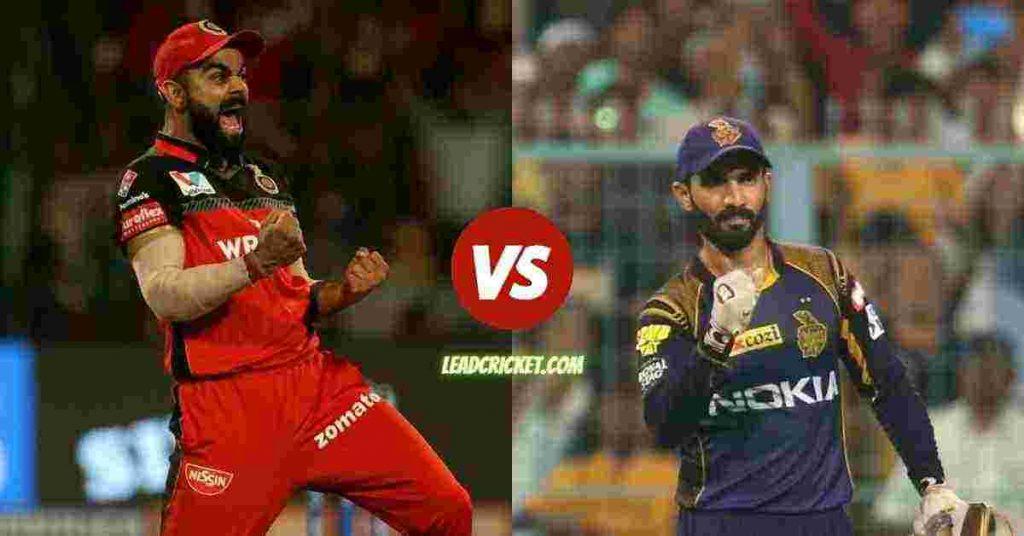 Biggest Rivalries In IPL History, rcb vs kkr