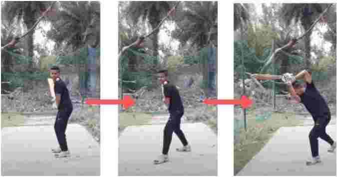 How to play Straight drive like Sachin Tendulkar?, How to play Straight drive, How to play Straight drive like a pro