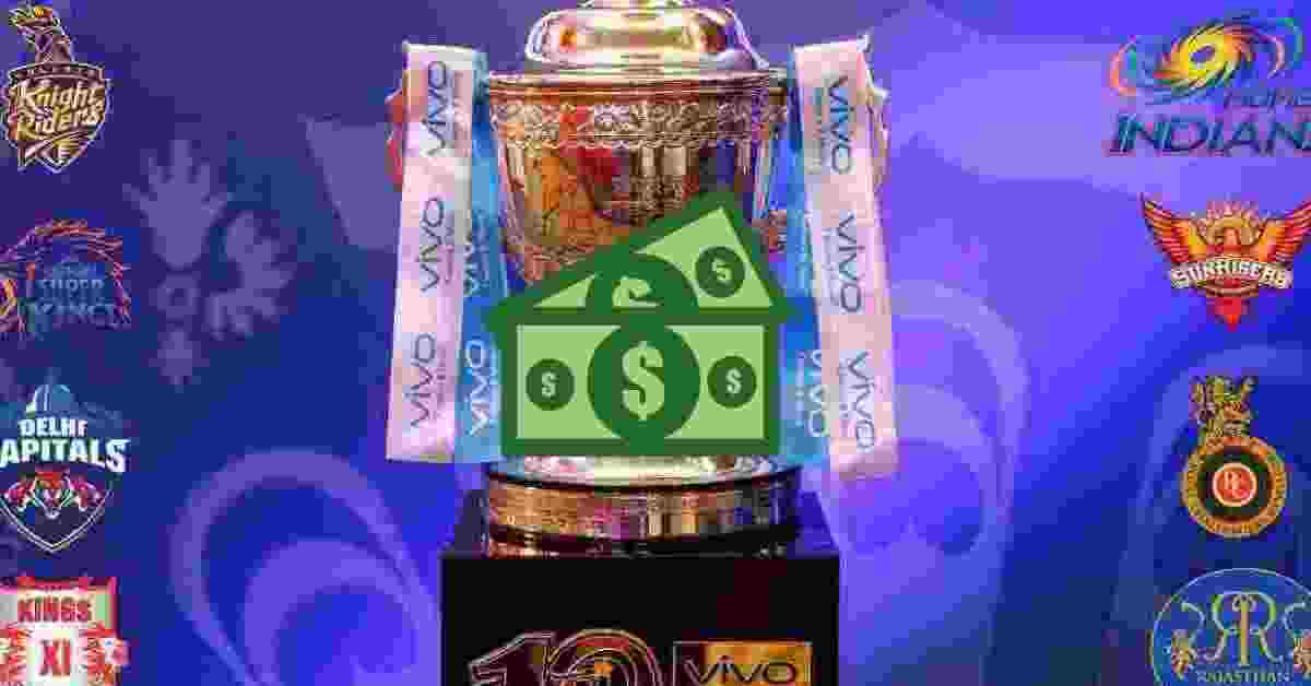 how IPL teams make money