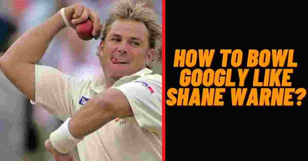 how to bowl googly